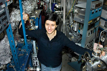 Gabriella Carini, Ph.D., Courtesy of Brookhaven National Laboratory